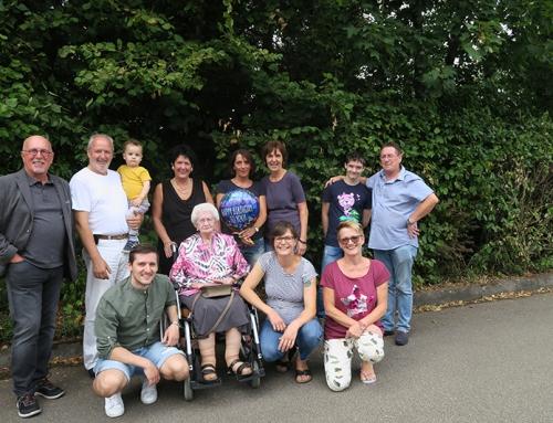 AWO Seniorenzentrum Trier: Hoher Geburtstag