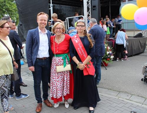 Straßenfest am Remeyerhof mit dem OV Hamm