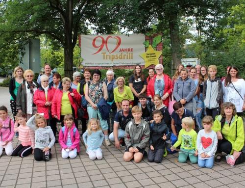 Riesenspaß im Freizeitpark Tripsdrill mit dem Ortsverein Hamm