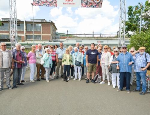 Auf großer Tour ins Saarland und nach Luxemburg