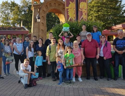 100 Jahre AWO – Ein spaßiger Tag im Holiday Park mit dem Ortsverein Sohren