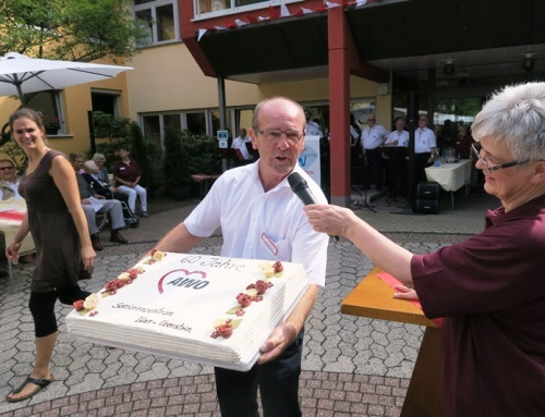 AWO Seniorenzentrum Idar-Oberstein feierte sein 60 jähriges Bestehen