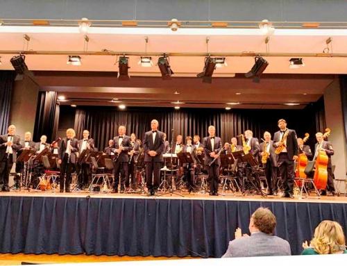 100 Jahre AWO – Konzert des Landespolizeiorchesters begeisterte die Zuhörer