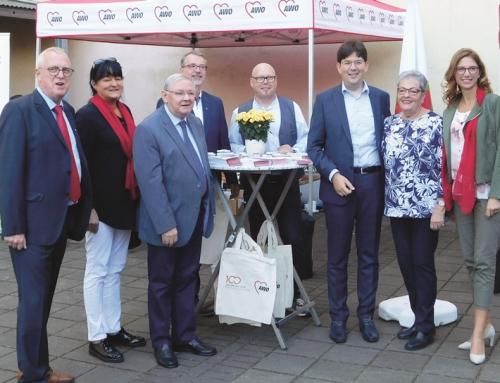 AWO Kreisverband Neuwied feierte 100 Jahre AWO