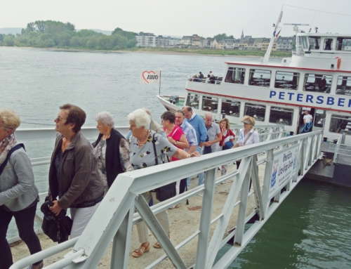 AWO Obere Kyll unternahm eine Rheinfahrt nach Linz