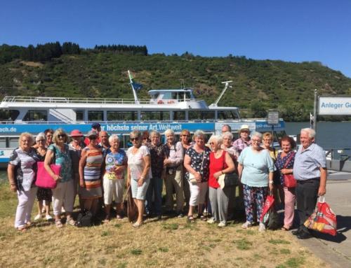 Besuch des weltgrößten Kaltwassergeysirs