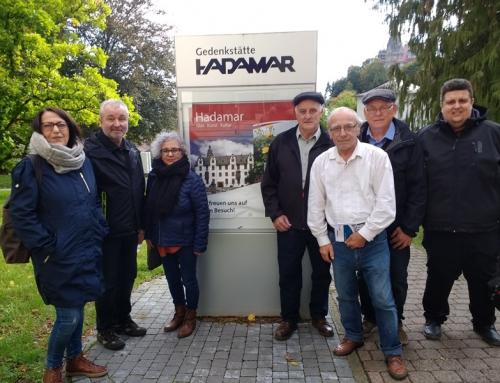 Mitglieder des AWO Betreuungsvereins Mayen Koblenz e.V. besuchten Gedenkstätte Hadamar