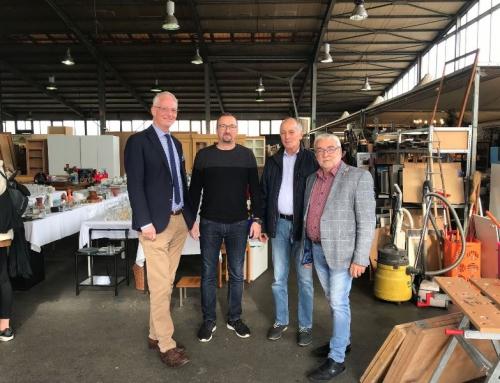 AWO Möbelbörse in Trier unter neuer Führung – Detlef Schieben neuer Geschäftsführer