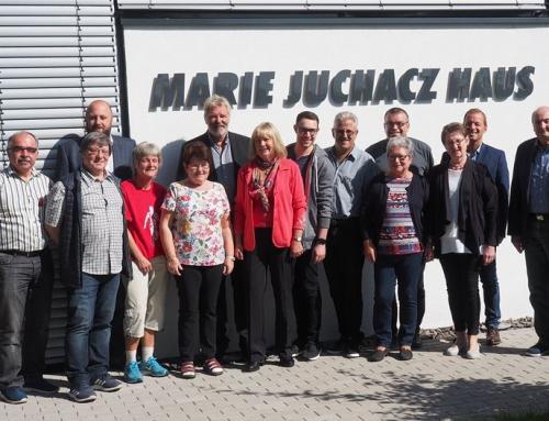 Christiane Heinrich-Lotz auf AWO-Konferenz in Koblenz wiedergewählt