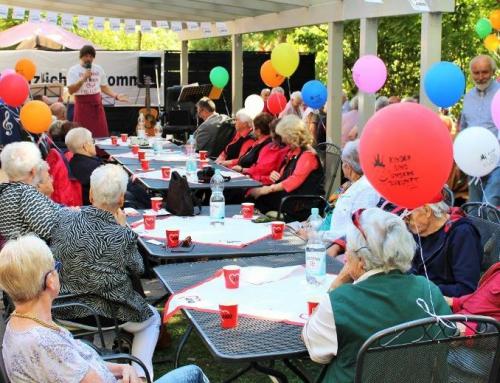 AWO Kreisverband Mainz-Bingen feierte 100 Jahre AWO-Jubiläum