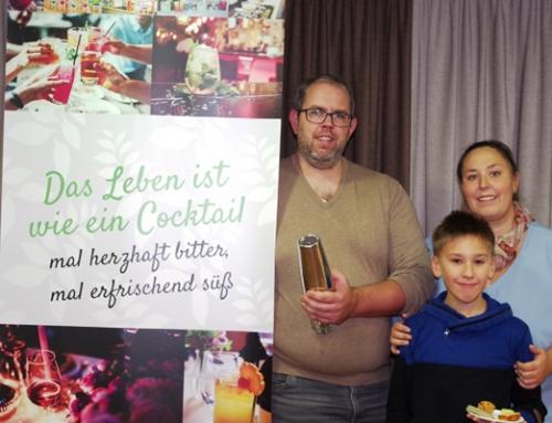 Die kulinarische Runde mit Stefanie, Andre und Leon Werner aus Hadamar ist zurück im AWO Seniorenzentrum Am Hain