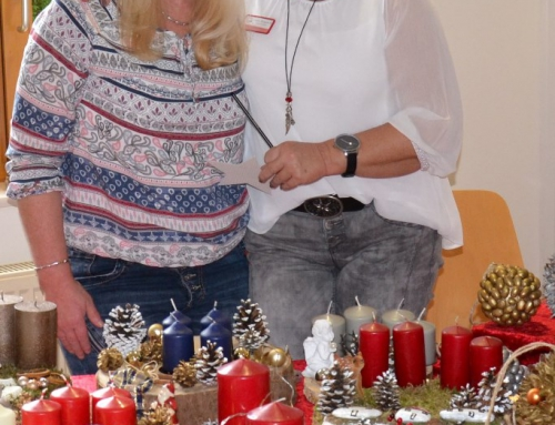AWO Seniorenzentrum Sterngarten in Mayen: Adventsbasar am Sonntag, 24. November 2019,  11:00 bis 17:00 Uhr