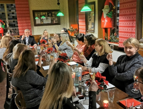 Arbeiterwohlfahrt Mobiler Sozialer Dienst (MSD) Maifeld feierte Jahresabschluss