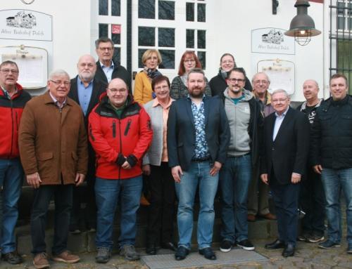 AWO Kreisverband Mayen-Koblenz e.V. bestätigt Vorstand
