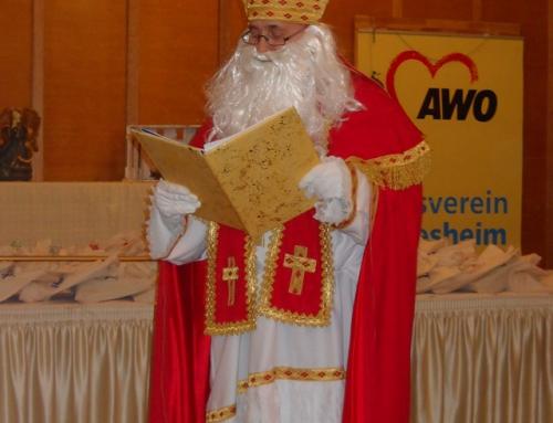 Stimmungsvolel Tradition beim AWO OV Hillesheim