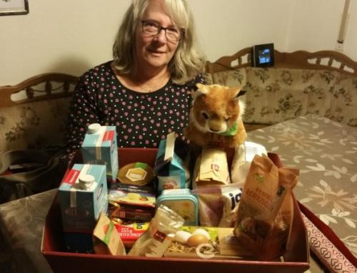 Plätzchenglück für Bedürftige – alles für die Weihnachtsbäckerei!
