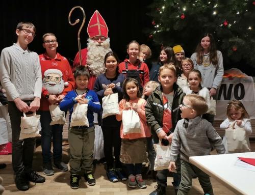 Advents- und Nikolausfeier  des AWO Ortsvereines Polch e.V. war ein toller Erfolg