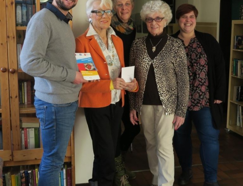 Bewohner der AWO Seniorenresidenz Alte Glaserei spenden für das MGH Neuwied