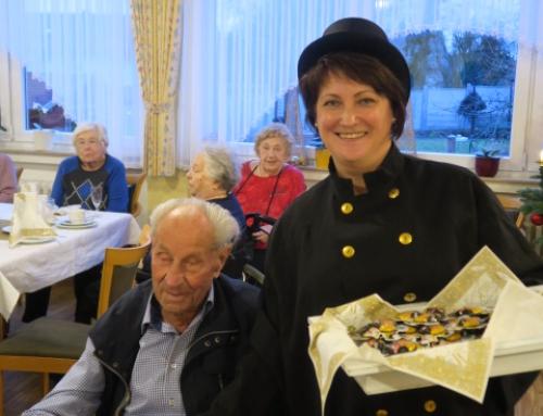 Großer Neujahrsempfang im AWO Seniorenzentrum Kannenbäckerland mit Ehrung der ehrenamtlichen Mitarbeiter*innen
