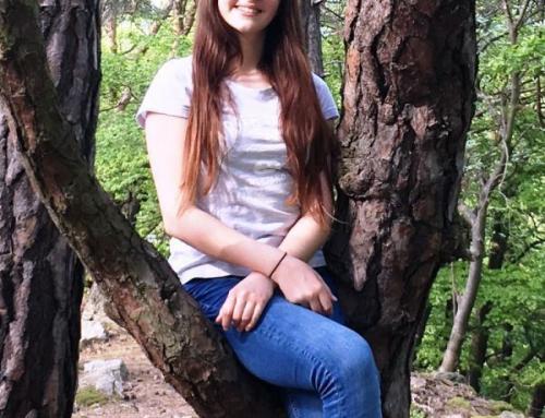 Nadine Pfeifer absolvierte Sozialpraktikum im AWO Seniorenzentrum Am Hain in Diez