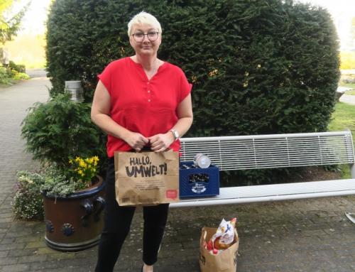 Einkaufsservice des AWO Ortsvereins Höhr-Grenzhausen für das AWO Seniorenzentrum Kannenbäckerland
