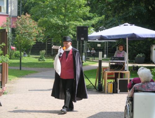 AWO Seniorenzentrum Neuwied begrüßt Stars der 50er und 60er Jahre