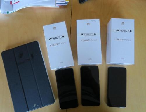 AWO Seniorenzentrum Kannenbäckerland – Smartphones für Bewohner