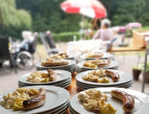 Sommerfest im AWO Seniorenzentrum Am Hain