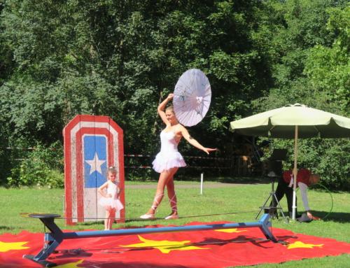Zirkus im AWO Seniorenzentrum Neuwied