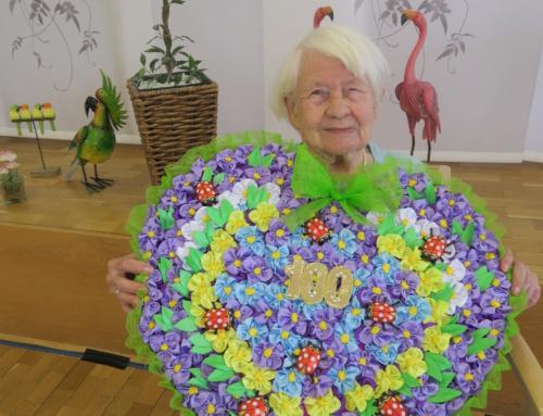 100. Geburtstag im AWO Seniorenzentrum Neuwied