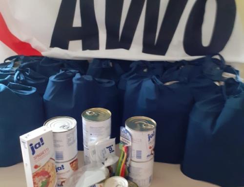 AWO Ortsverein Hochwald/ Morbach-Thalfang hilft vor Ort