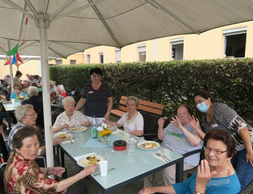 AWO Seniorenzentrum Koblenz: Das Sommerfest der anderen Art