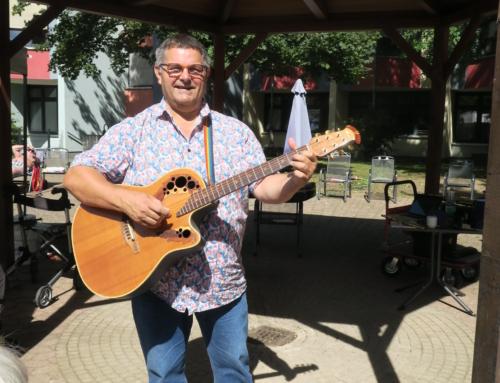 Musik erleben im AWO Seniorenzentrum Neuwied…