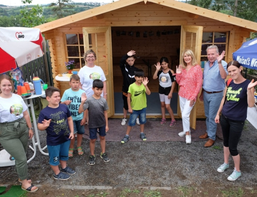 Große Hütte für kleine Leute in Mayen