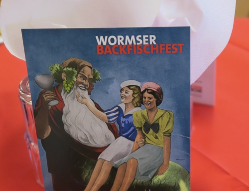AWO Haus der Generationen Remeyerhof Worms: Wormser Backfischfest mal ganz privat