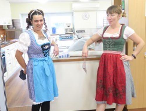 AWO Seniorenzentrum Koblenz: Oktoberfest mal vier