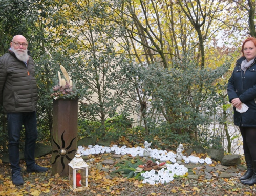 AWO Seniorenzentrum Bendorf: Gedenkfeier für die Verstorbenen