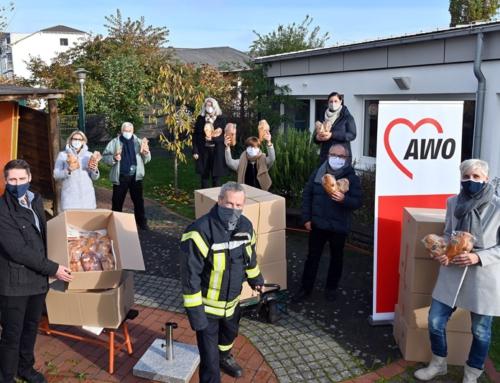 AWO Oberwinter stiftet 600 Euro für Weckmänner