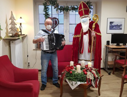 AWO Seniorenzentrum Koblenz: Advent und Weihnachten in Zeiten von Corona