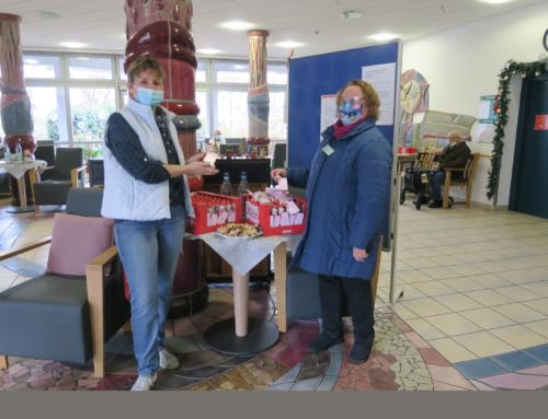 AWO Seniorenzentrum Wörrstadt: Besuch vom Hospizverein DASEIN