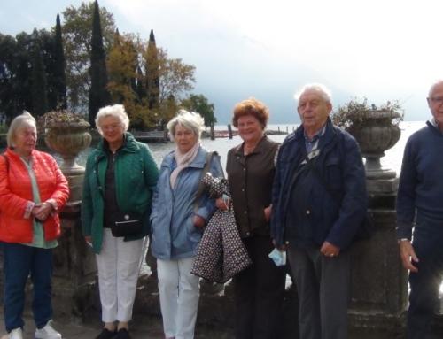 Den Sommer verlängern am Gardasee mit dem Ortsverein AWO Karthause.