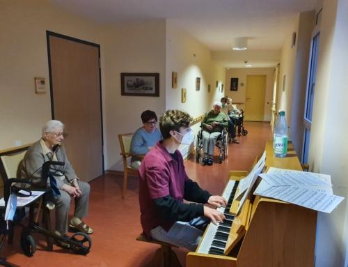 AWO Seniorenzentrum Mainz-Gonsenheim: Nähe trotz Abstand