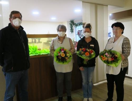 AWO Seniorenzentrum Koblenz: Erfolgreiche Rezertifizierung des Böhmwohnbereichs