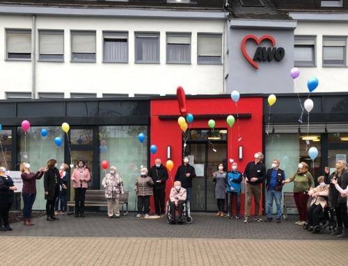 AWO Tagespflege Laubach in Koblenz feierte 1. Geburtstag
