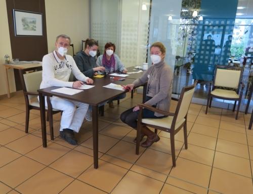 AWO Bad Kreuznach 1. Covid Impfung