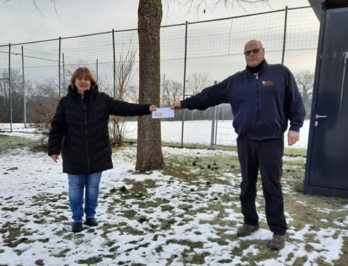"""Spende zu Gunsten des AWO Kindergartens """"Zauberwiese"""""""