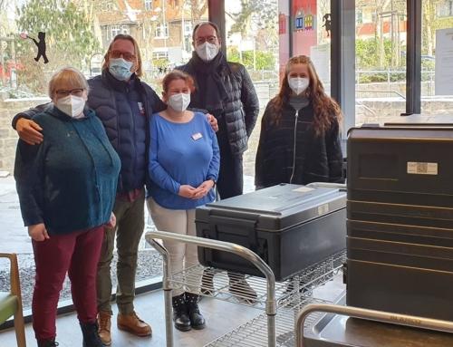 AWO Seniorenzentrum Mainz Oberstadt: Und wieder eine gute Tat für unsere Mitarbeiter*innen