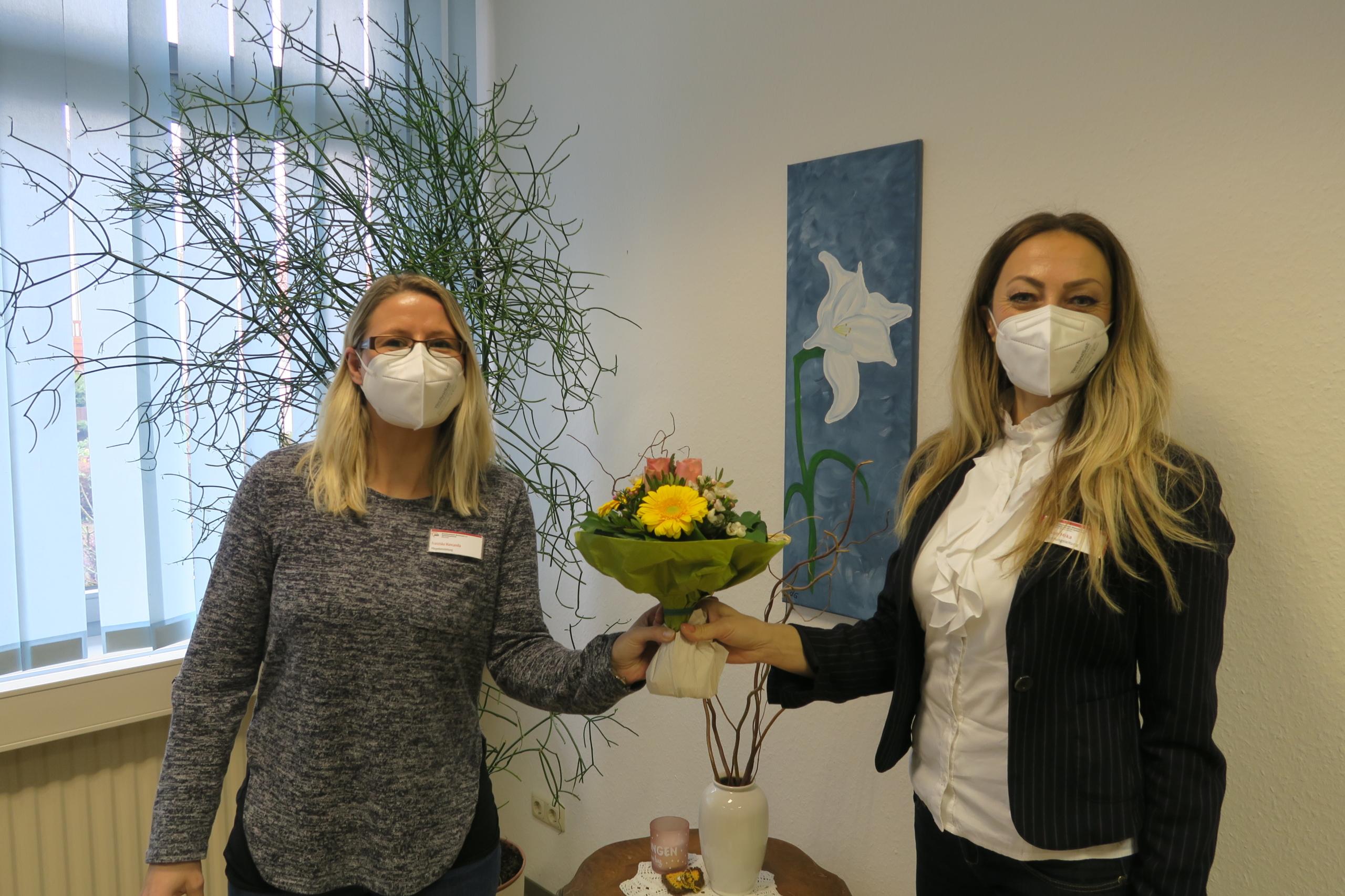 Herzlichen Glückwunsch zur Pflegedienstleitung
