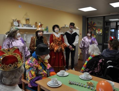 AWO Seniorenzentrum Kannenbäckerland – Bunter Karnevalsnachmittag
