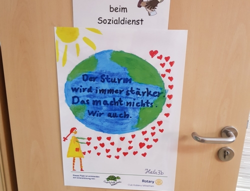 AWO Seniorenzentrum Koblenz: Eine bunte Aufmunterung